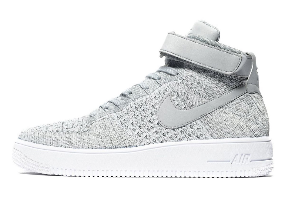 274d018c7f8fa Nike Air Force 1 Flyknit   Nike