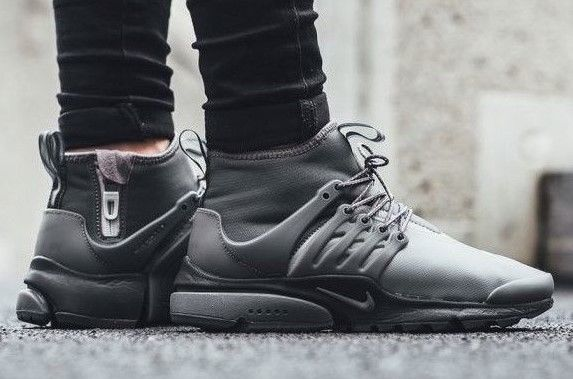 8fdc5f8a6 Nike Air Presto Mid Utility : Nike | Discounted Shoes & Trainers ...