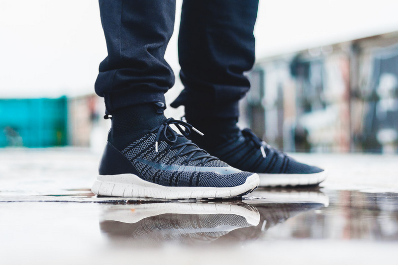Nike Free Mercurial Superfly gris